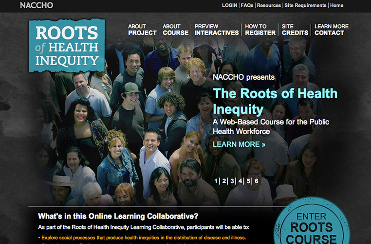 Roots of Health Inequity