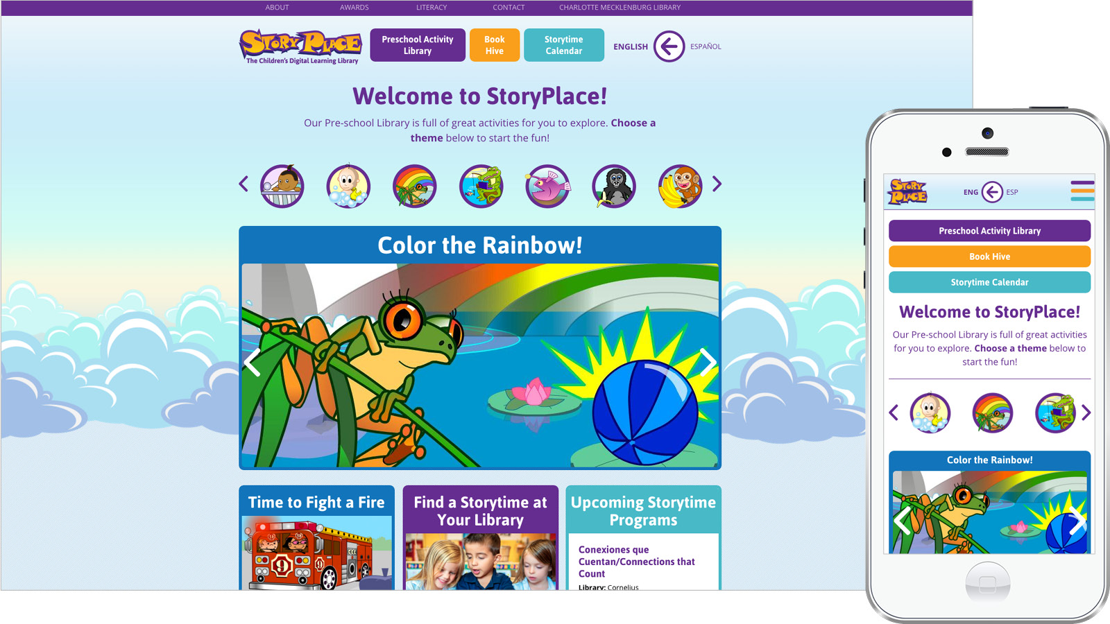 Interactive Knowledge Storyplace Drupal
