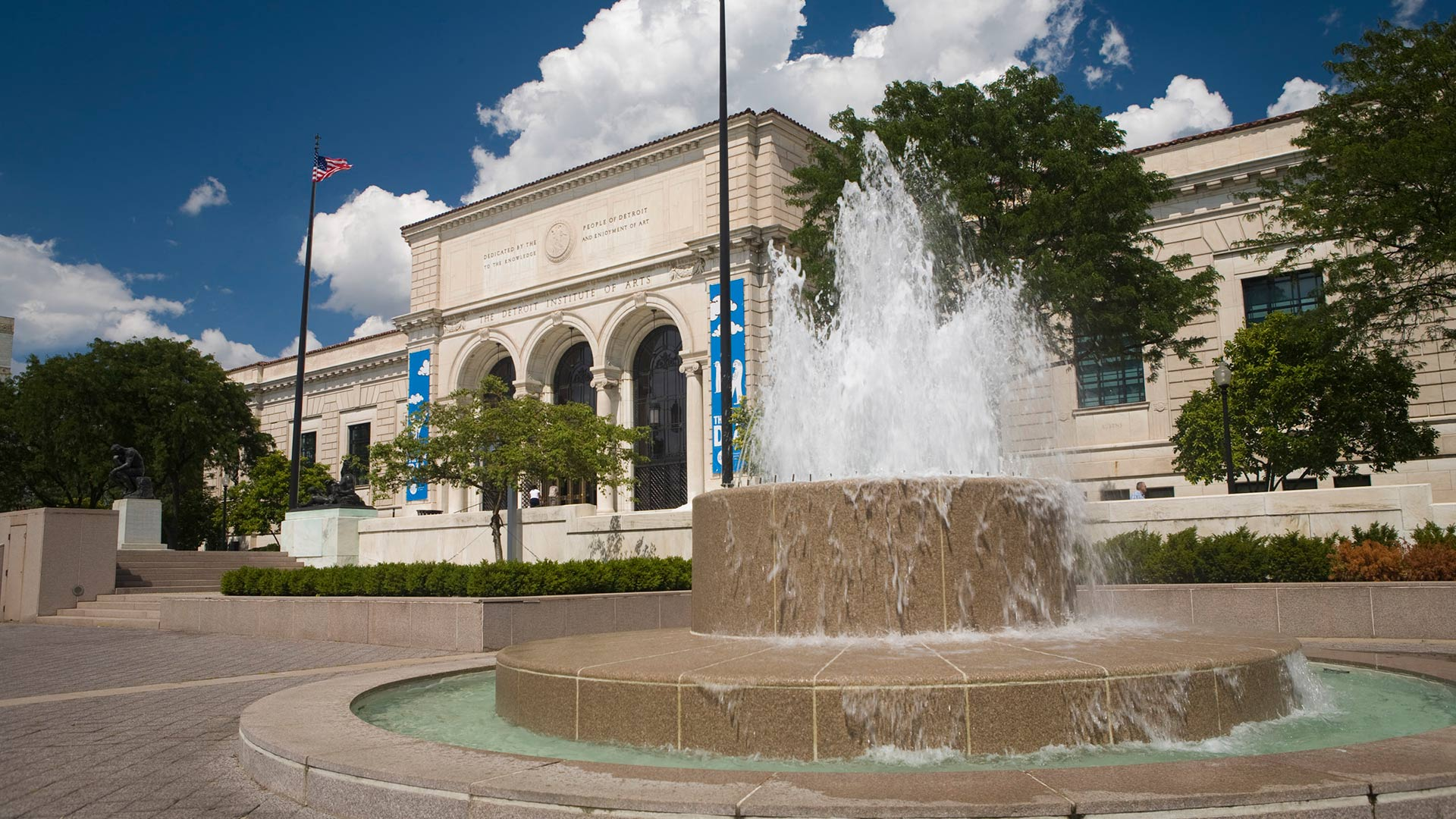Drupal Redesign The Detroit Institute of Arts