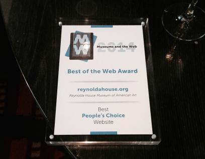 MW2014 Award