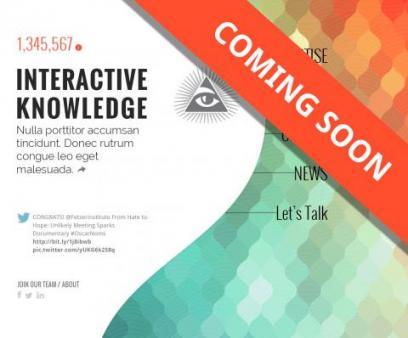 IK new site teaser